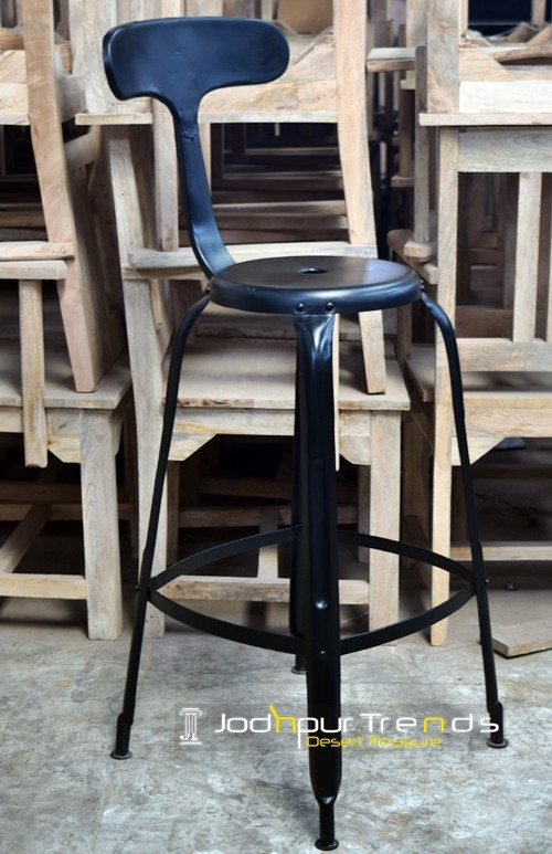 Vintage Round Barchair | Commercial Chairs