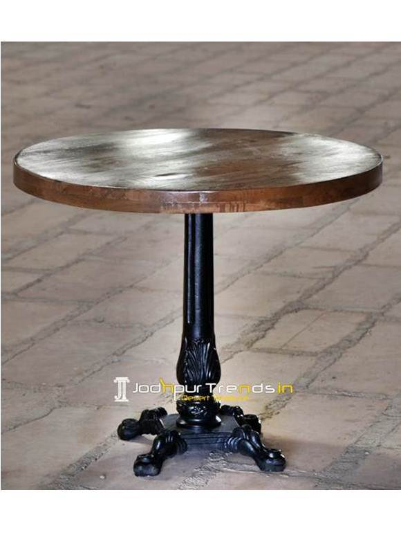 Casting Round Table Cast Iron Furniture Online