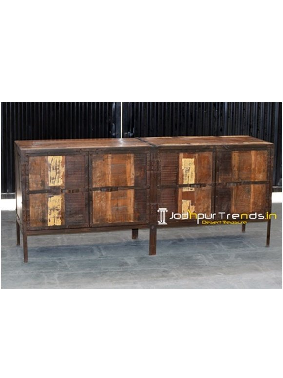 Distressed TVC Distressed Indian Furniture