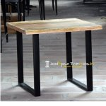 Folding Indoor Table Bar and Restaurant Tables
