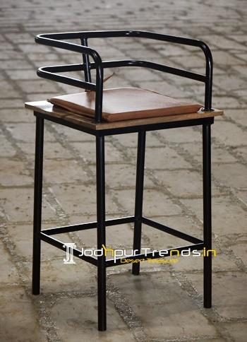 Industrial Pipe Bar Stool Buy Vintage Furniture