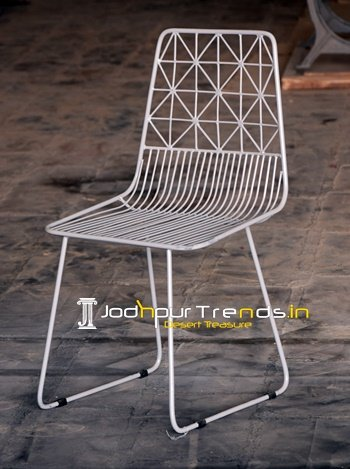 Iron Outdoor Chair Hospitality Outdoor Furniture