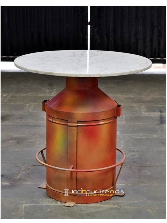 Unique Round Table Table Top