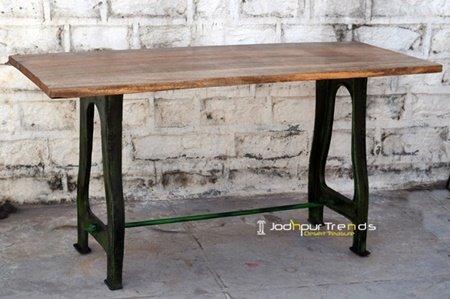 industrial furniture jodhpur india, Hotel console table desgin (6)