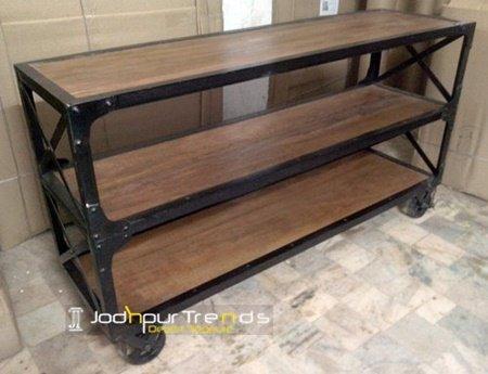 industrial furniture jodhpur india, Hotel console table desgin (8)