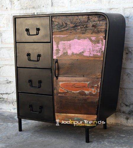 Industrial Cabinet Restaurant Furniture Design