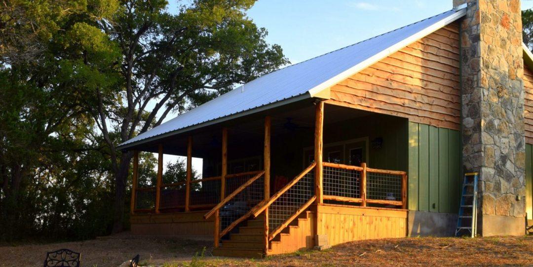 vacation rentals in wimberley tx hat creek cabin