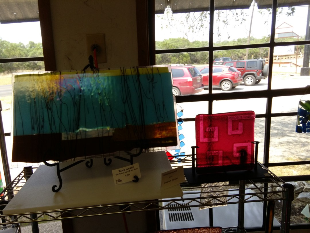 things to do in wimberley silo glass