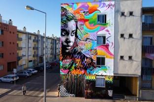 LOURES ARTE PUBLICA by Jo Di Bona - Portugal 2017