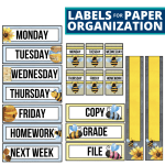 Bees Classroom Theme Jodi Durgin Education Co
