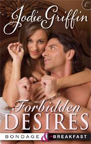 Forbidden Desires Cover