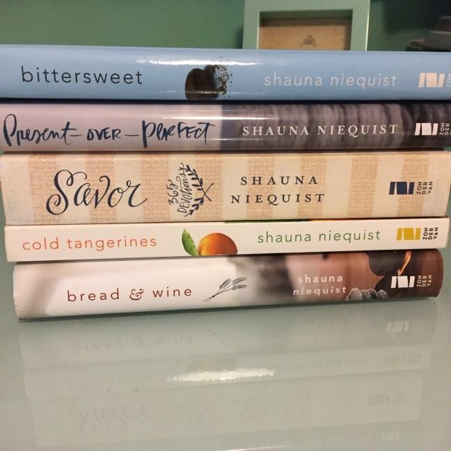 Shauna Niequist books