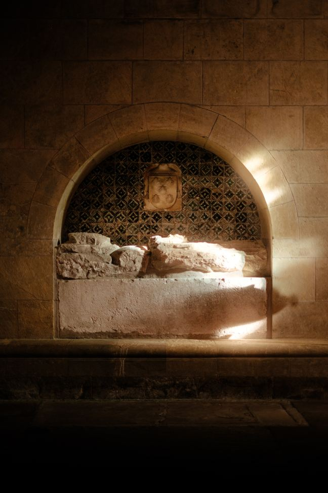 Easter Devotional: Grace for the entombed