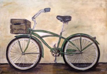bicycle-painting