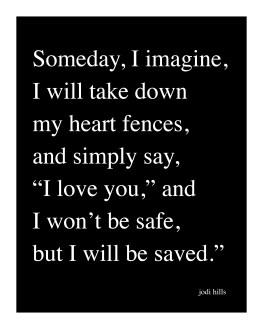 heart fences