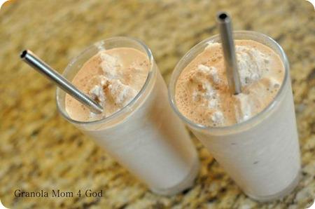 coffee Vitamix Smoothie