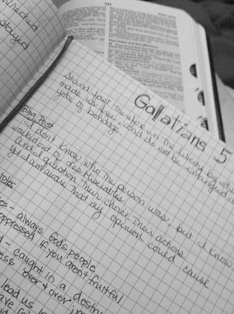 scritpure notes prayers