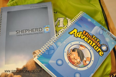 awana homeschool the ultimate adventure