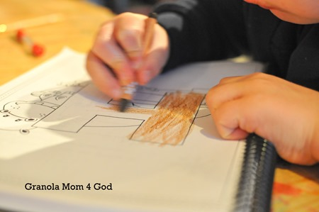 All About Reading Letter H homeschooling