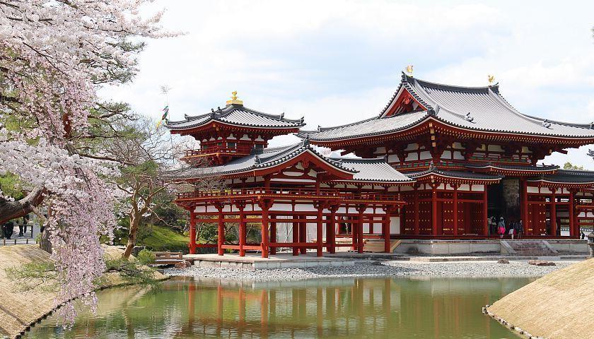 Le Byōdō-in (平等院) à Uji, une représentation de la Terre Pure