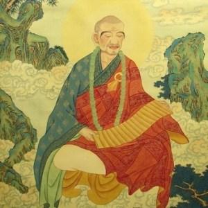 Vasubandhu - Tenjin