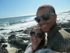 Our last day in Cape Town was sunny and the city under the sun is much more exciting.