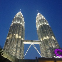 Petronas Towers — World's tallest twin towers