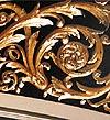 ornate design at Orpheum