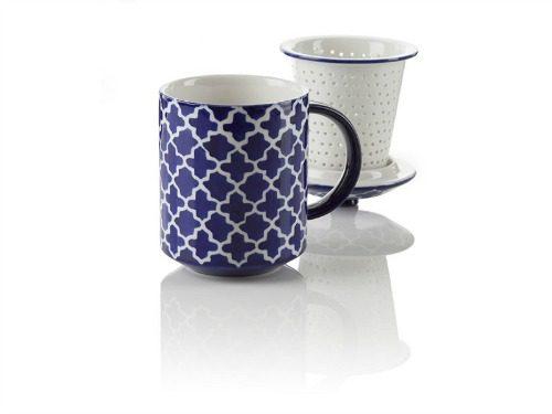tea infuser mug