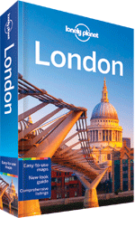 Lonely Planet Guide book