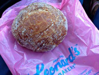 Portuguese donut