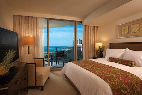 Trump Hotel Waikiki room
