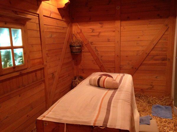 swiss spa room