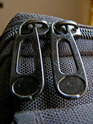 suitcase zippers
