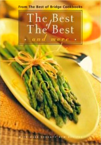 Best of bridge cookbook