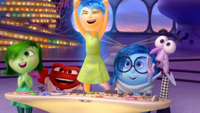 Inside Out offers a new approach to sadness
