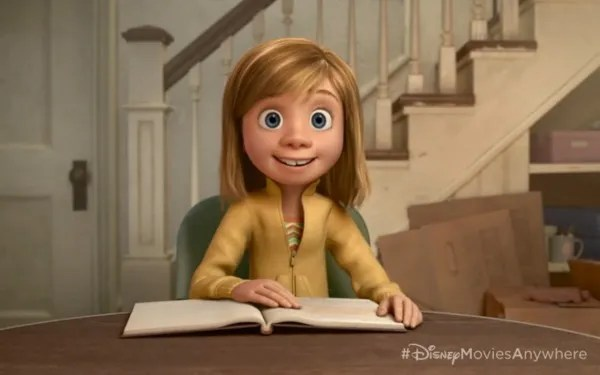 girl from Inside Out