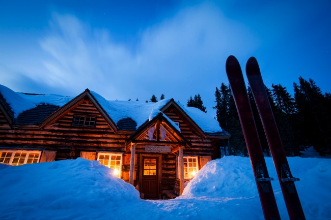 backcountry lodges
