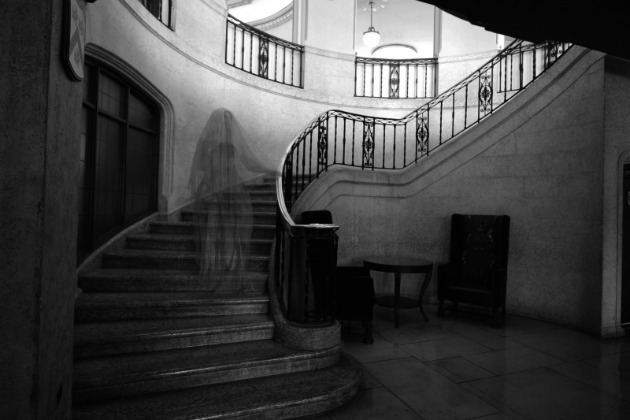 apparition staircase
