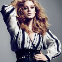Adele. VOGUE