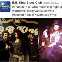 Jody Watley Live At BB King New York Review