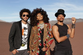 Nate Allen Smith. Jody Watley. Rosero McCoy. Shalamar® Photography: Christopher Burke.