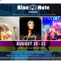 Jody Watley and Shalamar Reloaded. Blue Note Hawaii in Review.