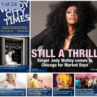 NEW. Jody Watley Windy City Times Interview