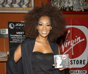 Virgin Megastore Union Square Celebrates the Release of Jody Watleyís New CD ìThe Makeoverî With A Live Performance and Q&A Session