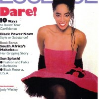 Jody Watley Classic Photo of The Day. Essence Magazine Cover.