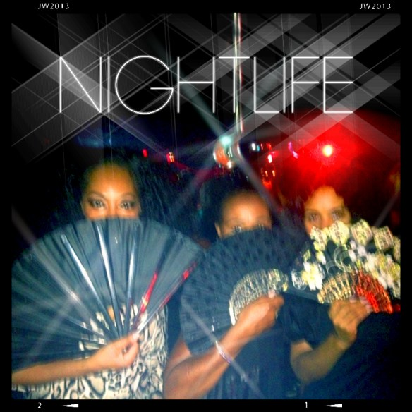 Photo: Christos Garkinos. Nightlife Graphic Design: Ray Easmon