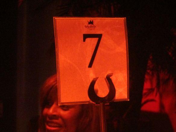 Gilgamesh Camden. Table 7. Gwen Dickey. © 2014 Jody Watley