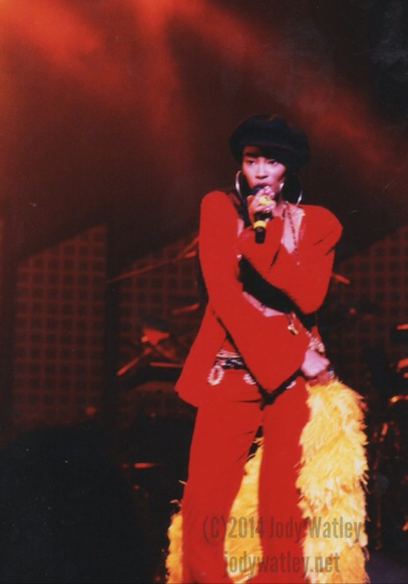 © 2014 Jody Watley - LIVE in concert 1989