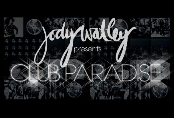 Jody Watley Presents Club Paradise. Design Ray Easmon and Jody Watley